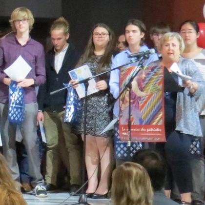 74 étudiants honorés au Gala Mérite en histoire 2017