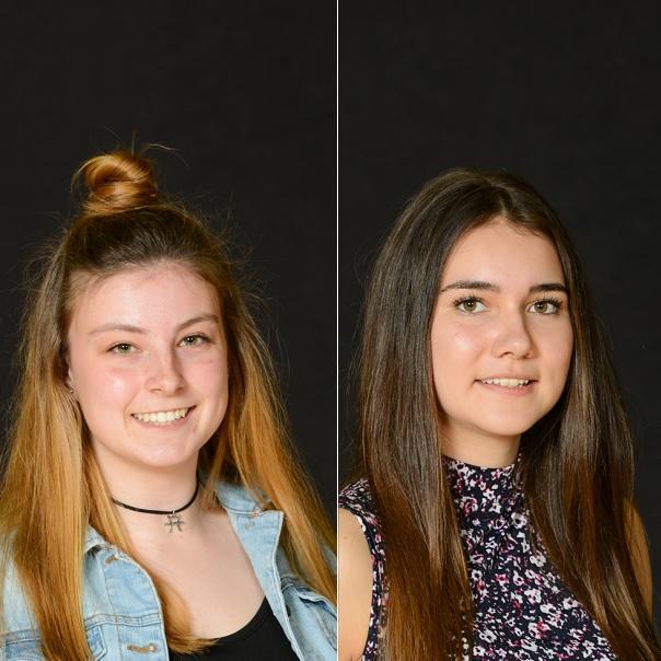 Sport étudiant – 2 élèves de Collège Héritage au Gala national