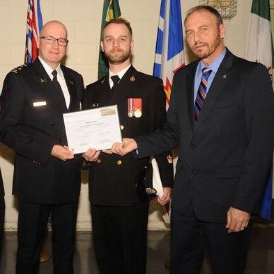Un certificat de reconnaissance pour le Service de police de Châteauguay