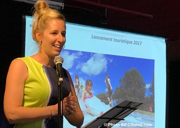 Devoilement saison 2017 Tourisme Beauharnois-Salaberry Maude_Leduc photo INFOSuroit