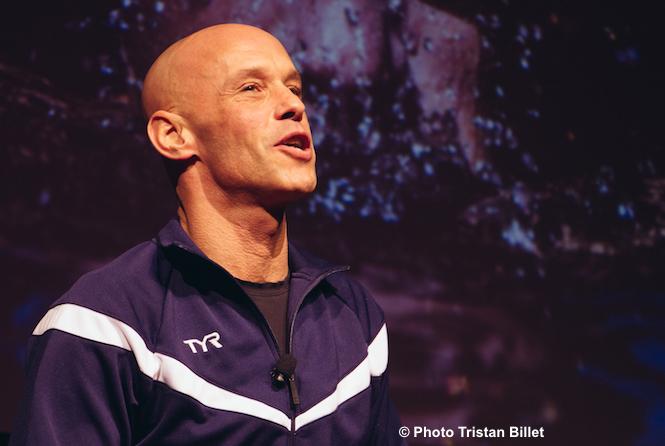 Normand_Piche aventurier athlete conference Photo Tristan_Billet via MALAllier