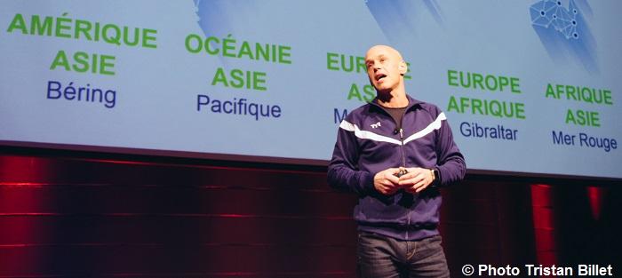 conference aventurier a la nage Normand_Piche Photo Tristan_Billet courtoisie MALAllier