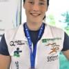 6 médailles aux Jeux du Qc, 4 en triathlon et 2 autres en natation