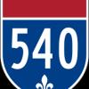 Autouroute 540 à Vaudreuil-Dorion : Fermetures à prévoir