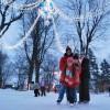 Nouvel éclairage éco-responsable au parc Salaberry