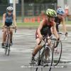 Triathlon Valleyfield : Plus de 1 000 athlètes bravent la pluie