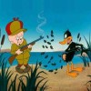 La chasse aux canards se fait entendre !