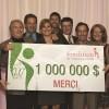 1 Million $ en 20 ans avec les tournois de golf de la Fondation de l'Hôpital du Suroît