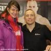 Rencontre avec le champion du monde Georges St-Pierre