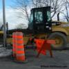 Nouveaux travaux sur le boulevard Bord de l'eau