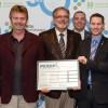 3 étoiles pour la qualité de l'eau potable à Beauharnois