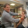 Premier bilan de la campagne de vaccination du CSSS du Suroît