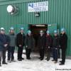 Inauguration d'un nouveau poste de pompage à Valleyfield