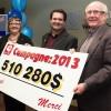 31e Campagne de Centraide Sud-Ouest : 510 280 $ amassés
