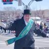 Malgré le froid, beau succès pour le défilé de la Saint-Patrick