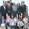 Sept jeunes talentueux au Conseil des maires de la MRC