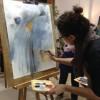 Art Pontes en mars : atelier, conférence, Brush Impro et +