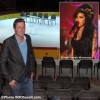 Un hommage à Amy Winehouse lors du Festival de cirque