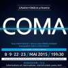 L'atelier-théâtre de l'école des Patriotes-de-Beauharnois présente COMA