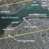Études environnementales autour de la baie du lac St-François