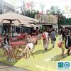 Une première Fête urbaine sur la Place Dumont