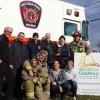 Santé – Un Coup de chapeau des pompiers de 16 912 $