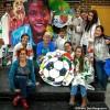 Projet Nourrir ses rêves – la murale en vedette