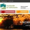 Un nouveau site Web pour la Municipalité de Sainte-Barbe