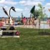 Des jeux d'eau aux parcs Bourcier et des Cèdres à Beauharnois