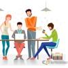 Espace de coworking dans les locaux du CLD Vaudreuil-Soulanges