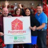 Maison de soins palliatifs – La campagne de poinsettias est lancée