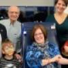 215 donneurs attendus à la collecte de sang du maire Guy Pilon