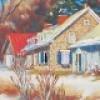 Des oeuvres de Josée Tellier exposées à la Galerie La Seigneurie