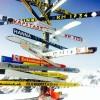 Le Festival Glisse et Réglisse recherche de vieux skis usagés