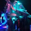 Une balade nocturne Couleurs et douceurs durant le Yéti-Fest