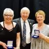 Des honneurs pour 2 bénévoles du CAB Valleyfield