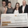 77 000 $ grâce au tournoi de golf de la Maison de soins palliatifs