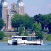 Retour de la navette fluviale Beauharnois – Île Perrot
