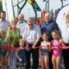 Le nouvel espace de jeu du parc Saint-Joseph-Artisan inauguré
