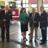 La nouvelle caserne de pompiers de Rigaud inaugurée
