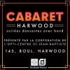 Coup d'envoi des soirées dansantes du Cabaret Harwood