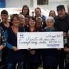 Le Centre du Partage remet 25 000 $ à l'organisme Pacte de rue