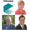 Élections municipales à Châteauguay : 3 options à la mairie