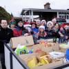 Guignolée des paroisses à Valleyfield le 3 décembre