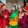 Les Lutins du Père Noël dans les parcs de Vaudreuil-Dorion