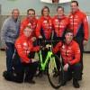 Un troisième 1000 km de vélo en 2018 pour l'équipe Vie en forme