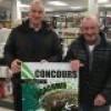 Michel Lefebvre gagne le Concours Sacacomie de La Coop Unifrontières