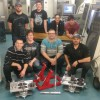 Les nouveaux diplômés en fabrication mécanique déjà au boulot