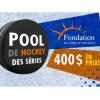 Retour du Pool de hockey de la Fondation du Collège