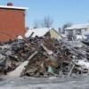 Faits divers : À Valleyfield, l'ancien New York Central part en fumée + Vols, accidents et facultés affaiblies